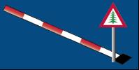 spoorboom
